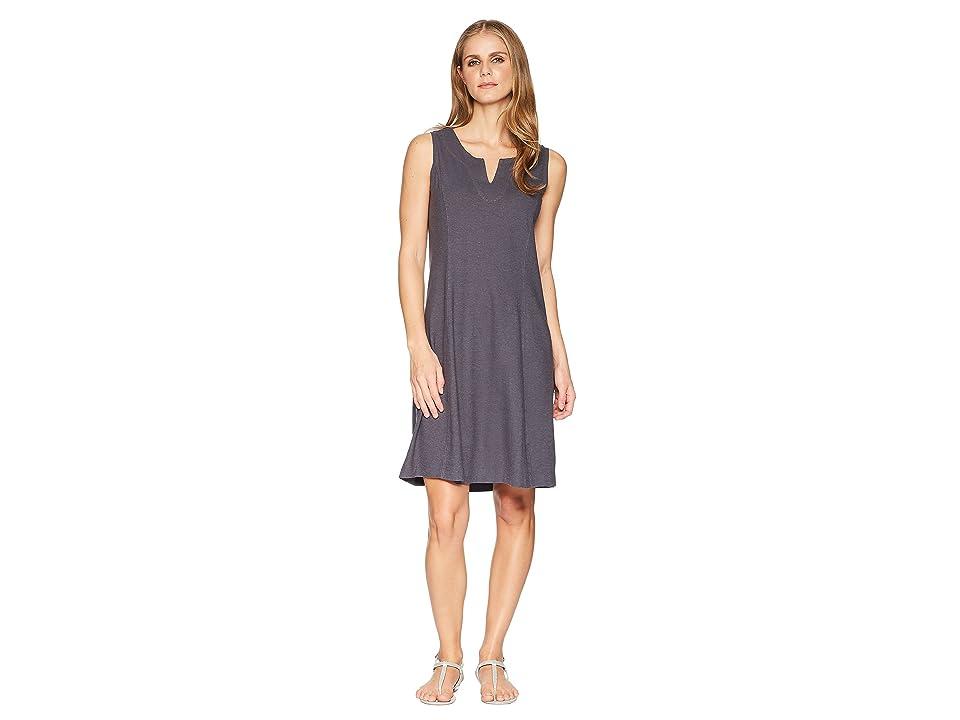 Royal Robbins Flynn Dress (Asphalt) Women