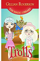 Trolls (The Magic Library Book 4) Kindle Edition