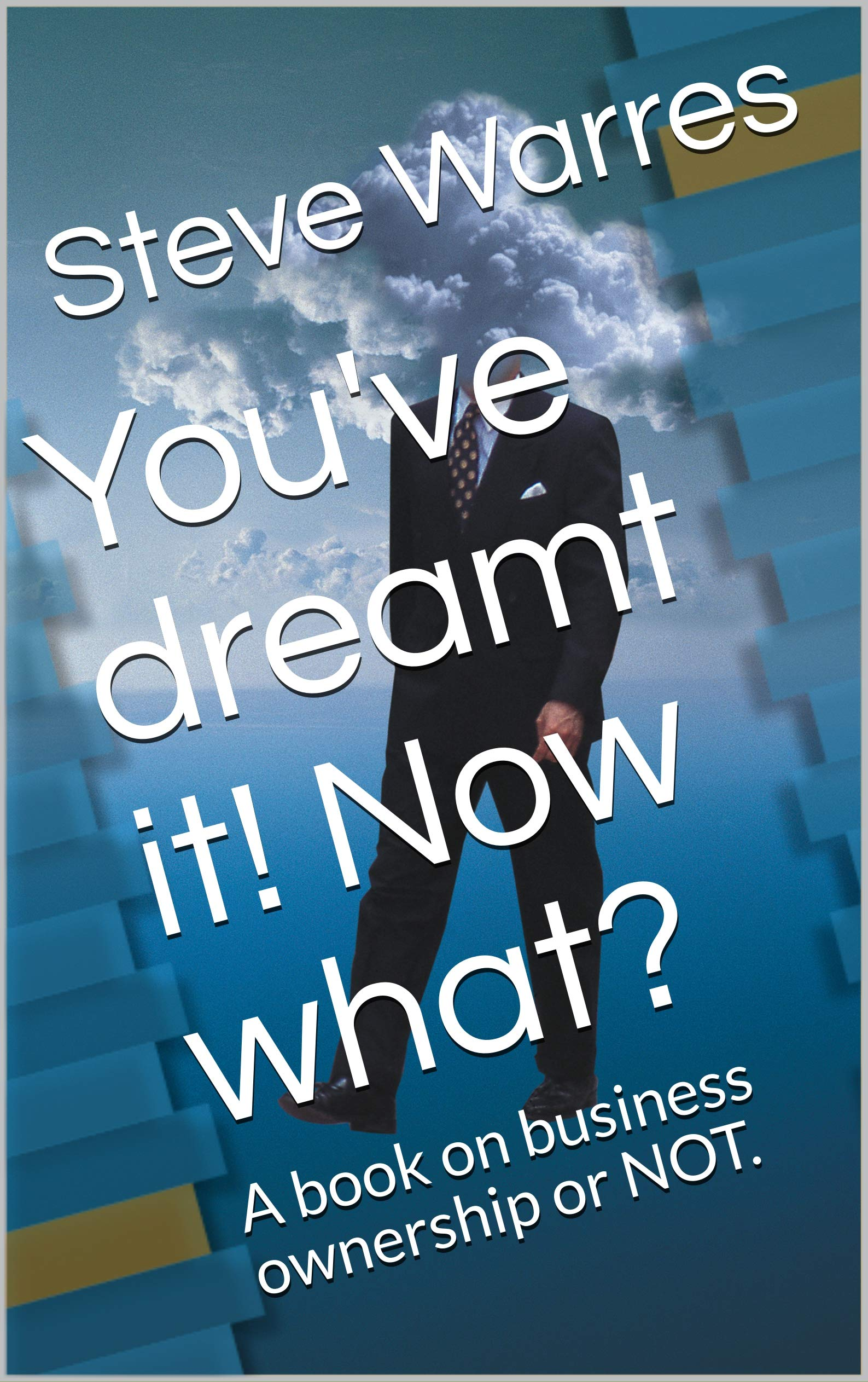 You've dreamt it! Now what?: A book on business ownership or NOT.
