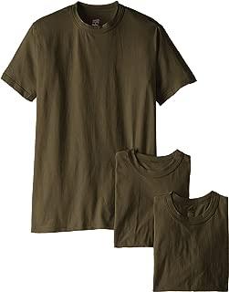 Military Soft Spun Tee 3 Pack