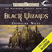 Black Wizards: Forgotten Realms: Moonshae Trilogy, Book 2