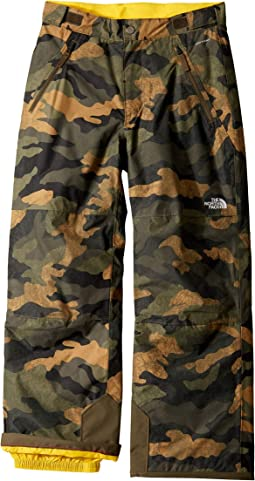 British Khaki Waxed Camo Print