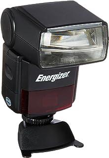 Energizer ENF-600N Power Zoom i-TTL Flash for Nikon DSLRs (Black)