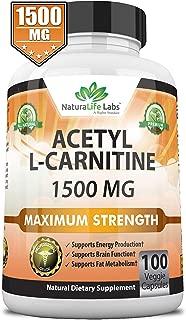 l carnitine myprotein