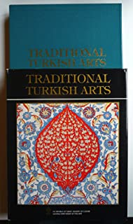 Traditional Turkish arts. Metalwork and Jewellery, Woodwork, Tiles and Ceramics, Carpets, Kilims, Embroidery, Miniature, Architecture, Calligraphy, Bookbinding, Manuscript Illumination.