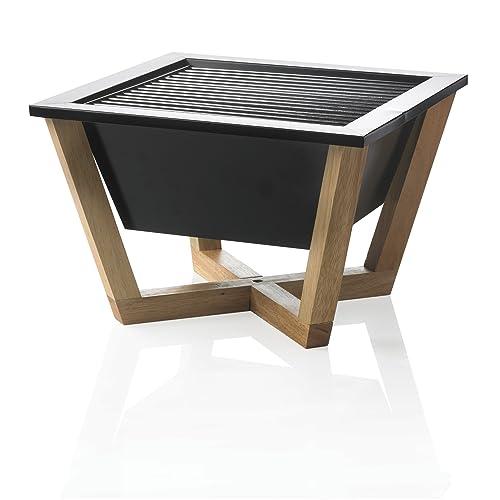 XD Design XDP422211 Nido Barbecue à Charbon Noir