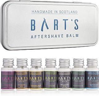 Bart's Balm Aftershave Gift Set – Argan Oil - 7