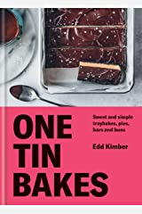 One Tin Bakes: Sweet and simple traybakes, pies, bars and buns Kindle Edition