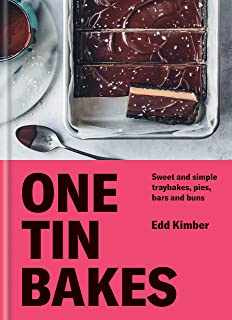 One Tin Bakes: Sweet and simple traybakes, pies, bars and buns (English Edition)