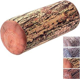 KADAX Cojín cervical con funda lavable, apto para alérgicos, almohada para cama, cuello, dormir, cojín decorativo de espuma, cojín cervical, cojín de relax (15 x 40 cm, Bemoost)