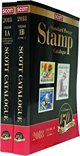 Scott 2018 Standard Postage Stamp Catalgoue, Volume 1: A-B United States, United Nations & Countries of the World: Scott 2018 Volume 1 Catalogue; U.S. ... A-B (Scott Standard Postage Stamp Catalogue)