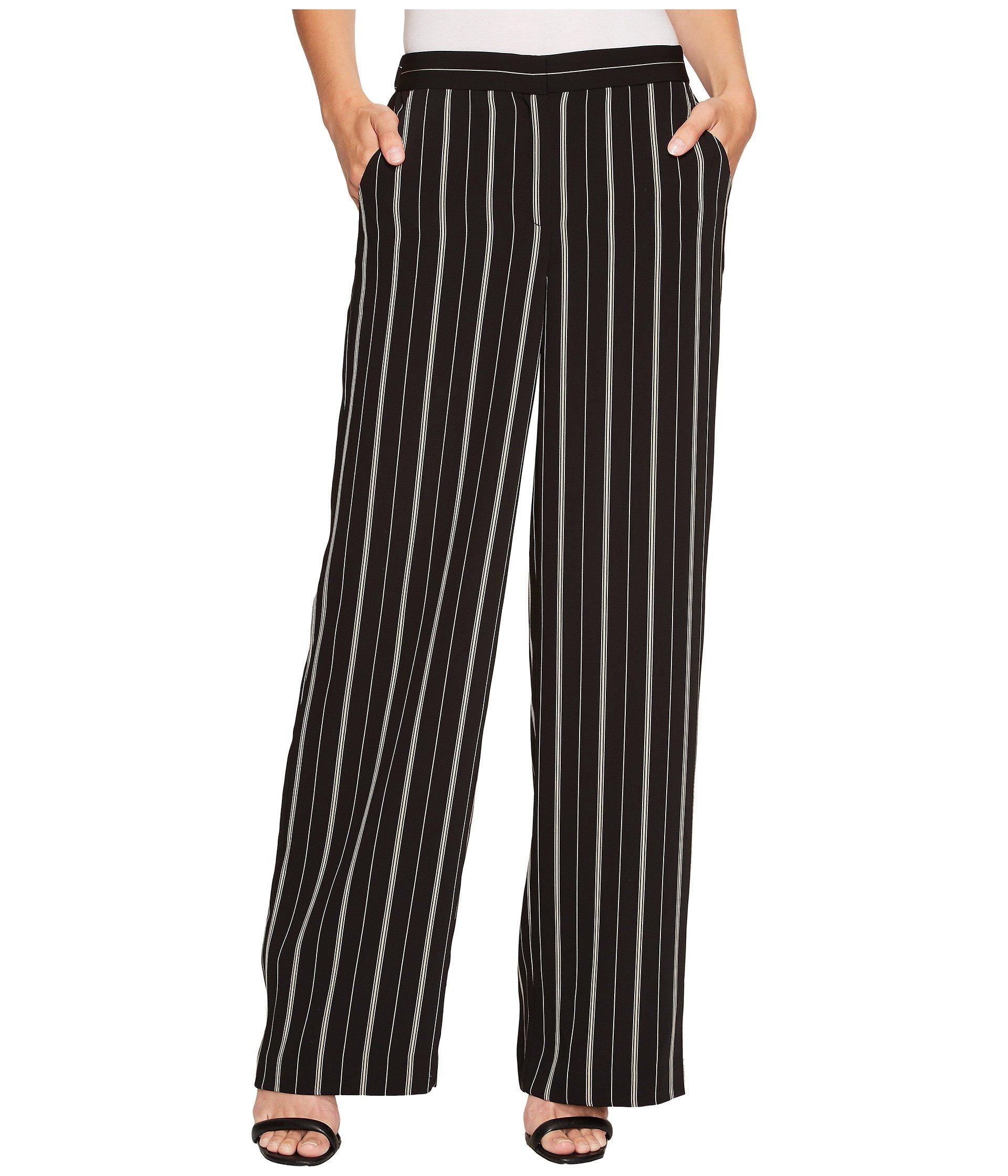 Pantalón para Mujer Vince Camuto Stripe Pull-On Pants  + Vince Camuto en VeoyCompro.net