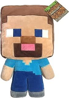 Jay Franco Mojang Minecraft Steve Plush 16