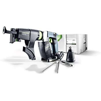 Festool 201675 Cordless Drywall Screw Gun DWC Basic