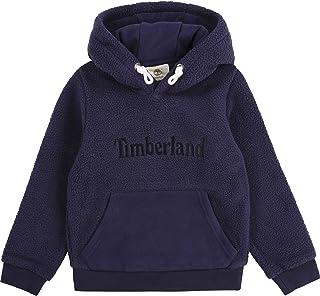 Timberland - Sudadera con capucha para niño