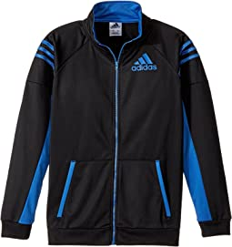 adidas Kids - League Track Jacket (Big Kids)