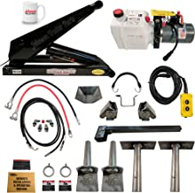 8 Ton (16,000 lb) Dump Trailer Hydraulic Scissor Hoist Kit | PH516 | Perfect for Dump Trucks & Trailers (Standard)