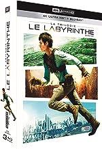 Le Labyrinthe - Intégrale - 3 films [Francia] [Blu-ray]
