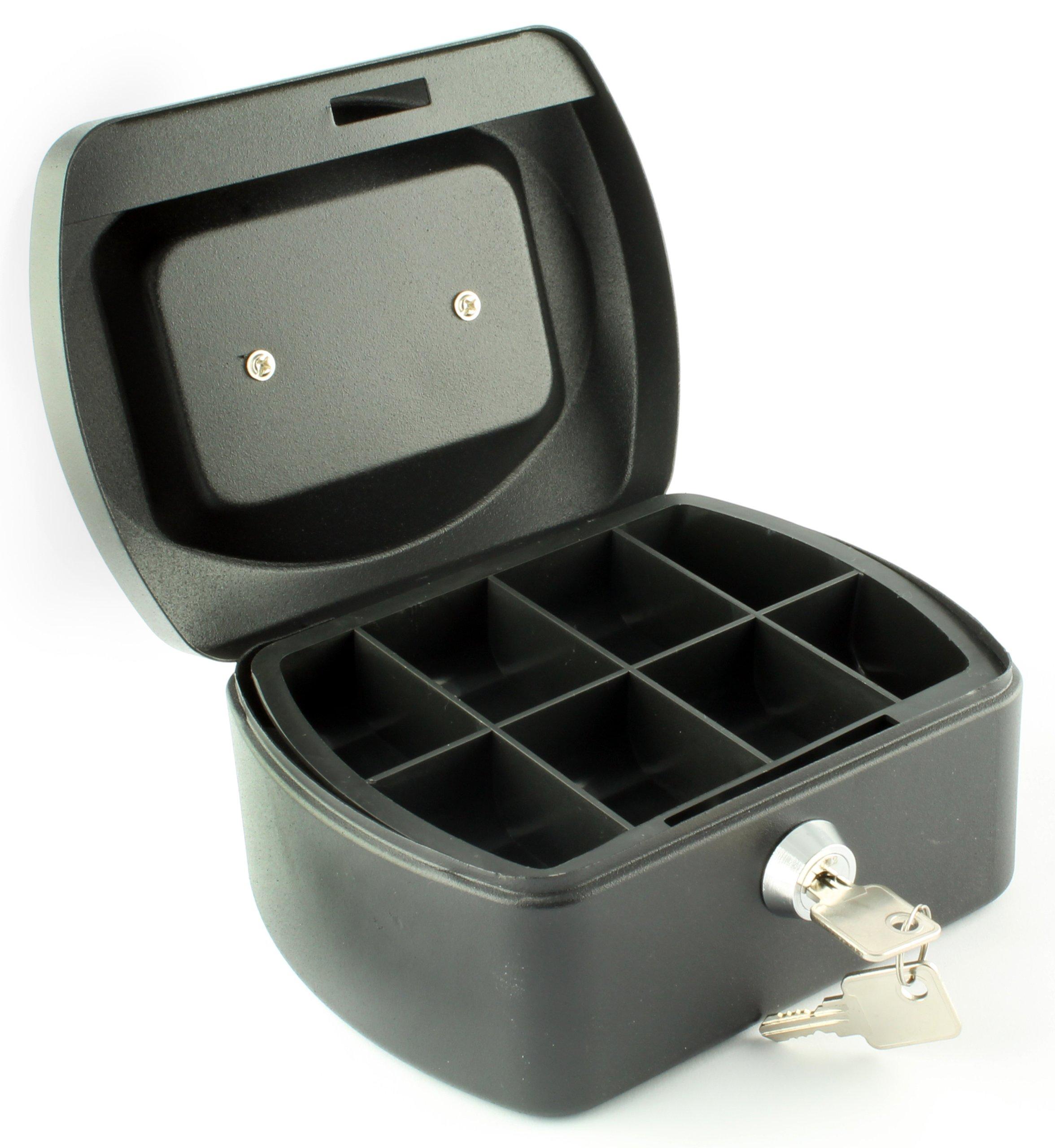 Q-Connect Caja Caudales 6