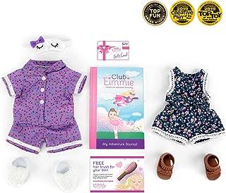Best barbie doll clothes bulk Reviews