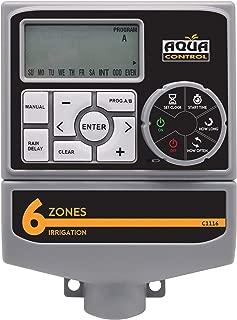 Aqua Control C4200/ Bianco Blu /Programmatore Aqua Colore