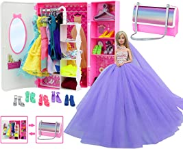 CLOTHES High Quality Handmade Wardrobe Lot for Mattel CURVY BARBIE By OTM #24
