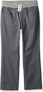 Spotted Zebra Boys BSZ65013FH18 Boy's 5-Pocket Knit Waistband Pant Casual Pants - Multi