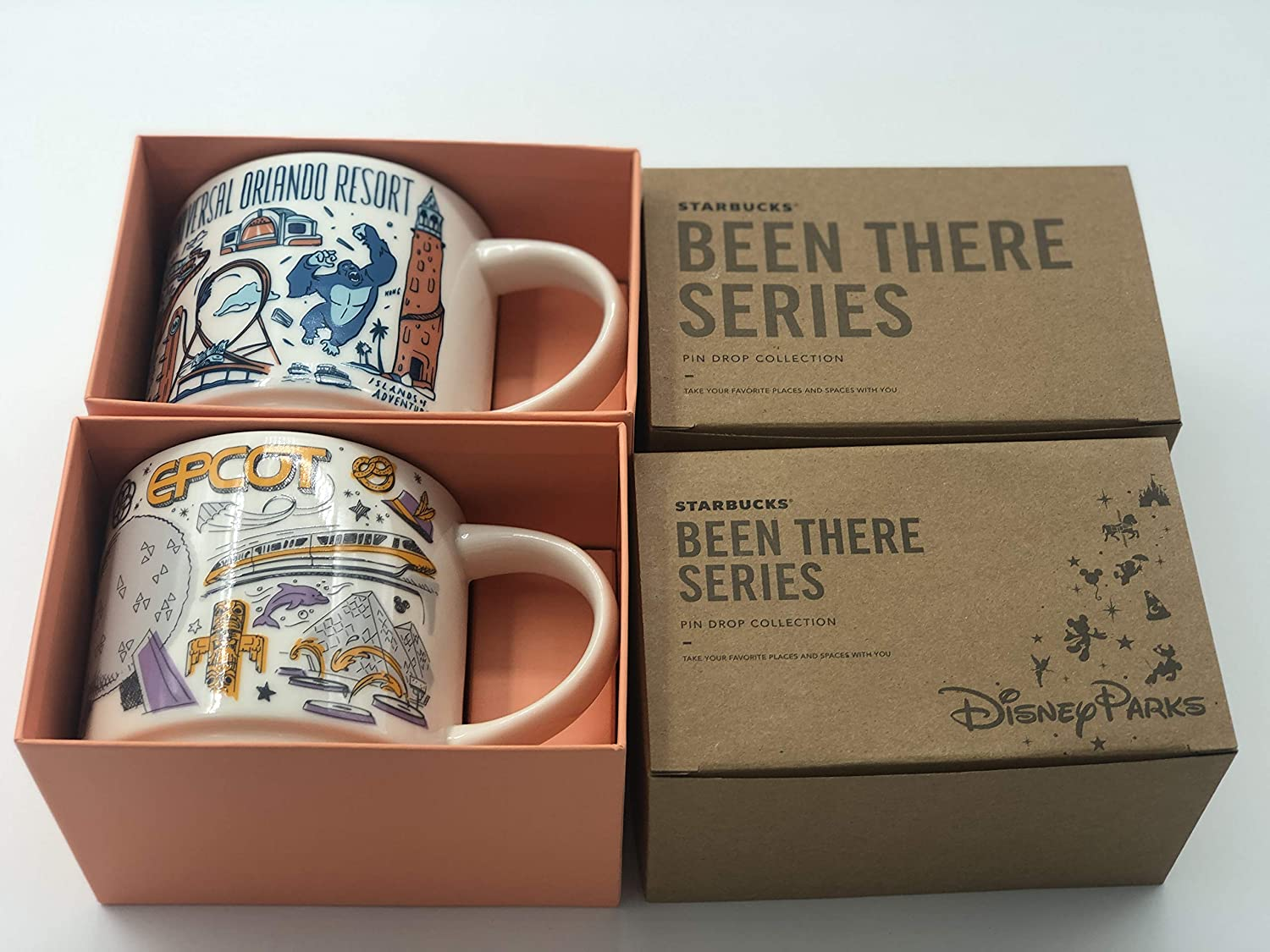 EPCOT + Universal Studios Orlando Series SBUX Been There Resort At All items free shipping the price