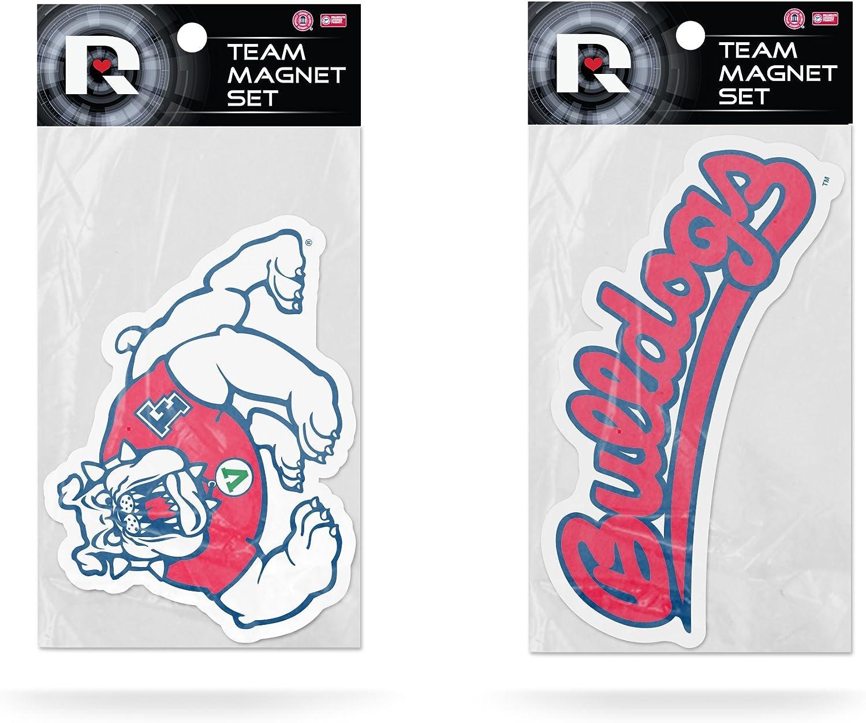 Rico Industries NCAA Branded goods Unisex 2-Pack Die Team Cut Set Logo Magnet Sale SALE% OFF