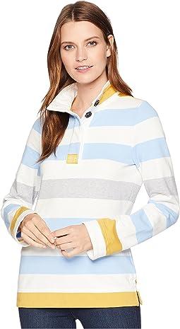 Saunton Classic Funnel Neck Sweatshirt