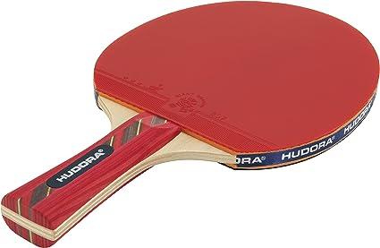 Hudora Topmaster Raquette De Tennis De Table Amazon Fr Sports Et Loisirs