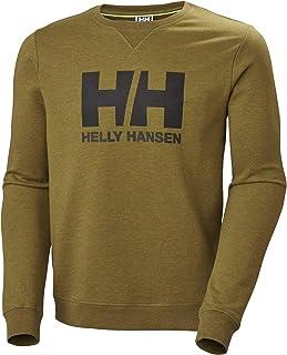 Helly Hansen unisex-adult Standard Hh Logo Crewneck Sweatshirt