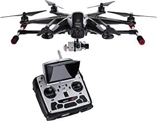 Walkera TALI H500 RTF5 Hexacopter/Hexrotor Drone UAV - Carbon Edition (RTF-1 + Groundstation) - 3-Axis Gimbal and iLook+ 1080p Camera + GroundStation - Lowest Price