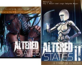 Altered States cyberpunk anthologies (2 Book Series)