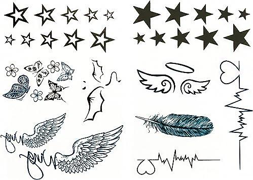 Engel motive tattoos Tattoo Ideas
