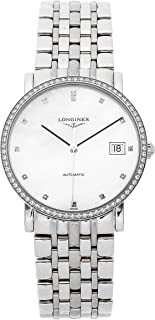 Longines Elegant Mechanical (Automatic) White Dial Womens Watch L48090876 (Certified Pre-Owned)