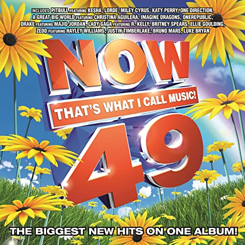 NOW That's What I Call Music Vol  49