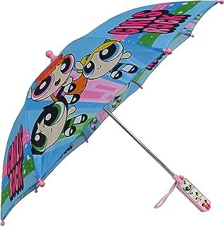 The Powerpuff Girls Light Blue Toddler Umbrella - 3D Handle