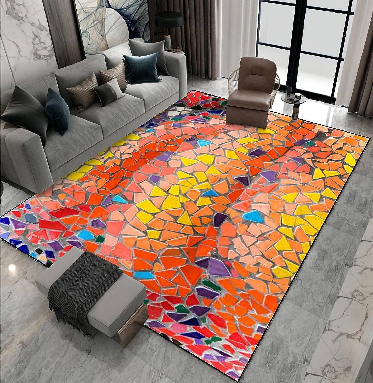 Area Rug Non-Slip Long-awaited Floor Genuine Mat Ceramic Room K Indoor Living Outdoor