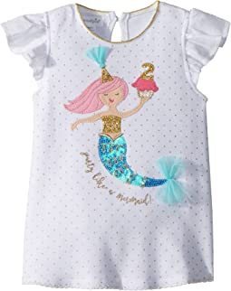 2nd Birthday Mermaid Tunic (Toddler)