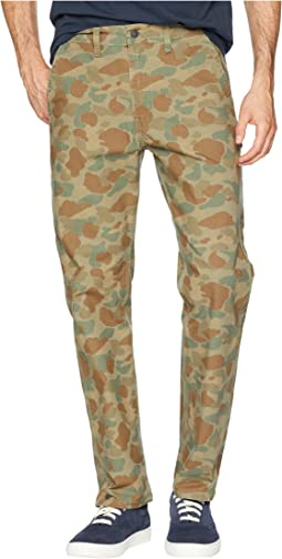 Hunter Camo Stretch Canvas