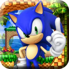 2 EXCLUSIVE LEVELS!!! Two exclusive levels built specifically using the accelerometer. NEW MOVES All of Sonic's classic moves are available, including the newer Homing Attack which will add a new level of control and excitement. CLASSIC SONIC STAGES ...