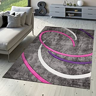 Amazon.fr : tapis salon - Violet