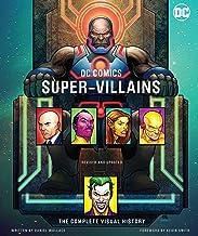 DC COMICS SUPER VILLAINS COMP VISUAL HIST