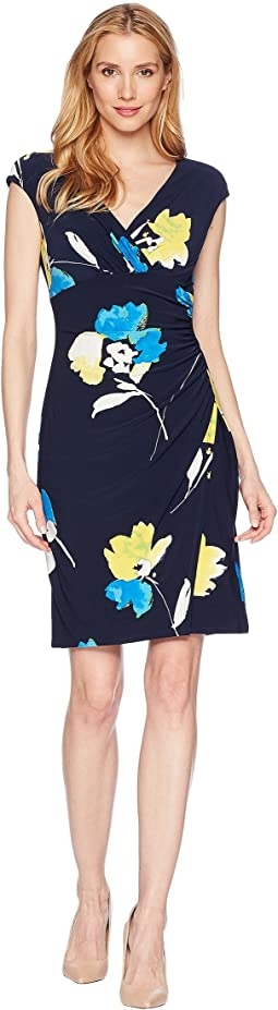 Galleria Floral Matte Jersey - Adara Dress. Like 27. LAUREN Ralph Lauren