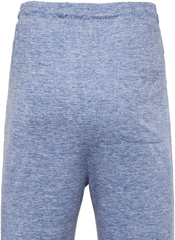 Men's Drawstring Casual Shorts Summer Beach Work Short Plain Casual Joggers