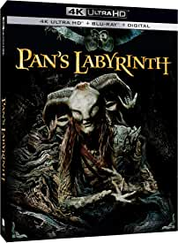Guillermo del Toro's Fantasy Classic PAN'S LABYRINTH arrives on 4K Ultra HD Oct. 1 from Warner Bros.
