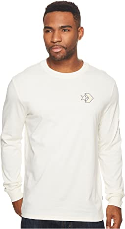 Converse - Cons Wordmark Long Sleeve T-Shirt