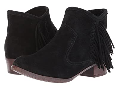 Minnetonka Blake Boot (Black Suede) Women
