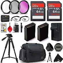 Professional Accessories Bundle Kit for Nikon D3300,...